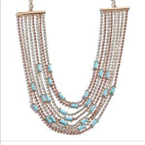 Bauble bar Michaela necklace BNWT